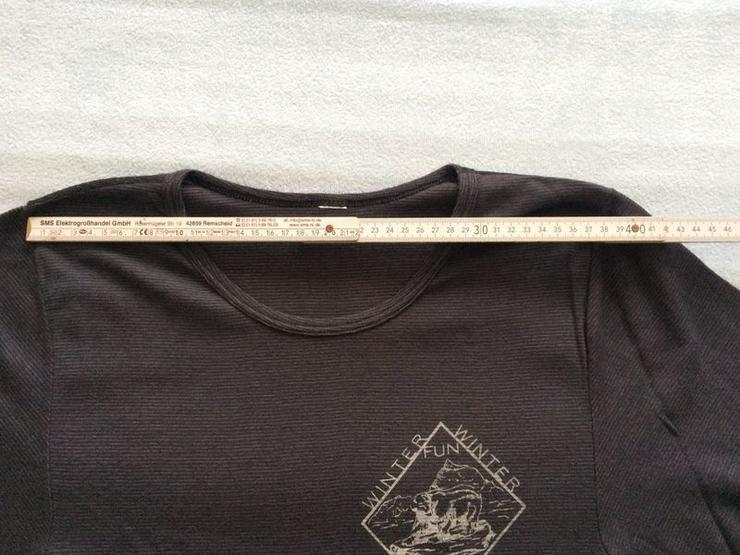 Bild 2: Set (Ski-) Unterhemd/lange Unterhose Gr. M (164/170)