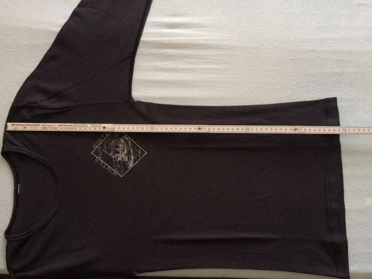 Bild 4: Set (Ski-) Unterhemd/lange Unterhose Gr. M (164/170)