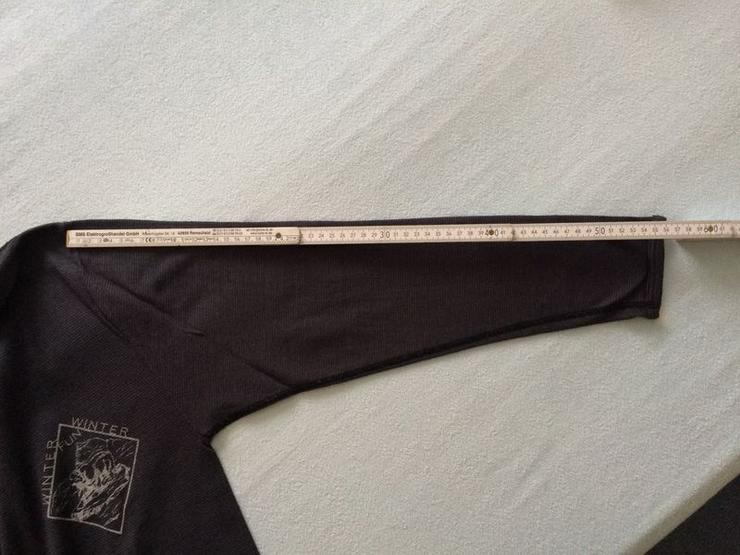 Bild 3: Set (Ski-) Unterhemd/lange Unterhose Gr. M (164/170)
