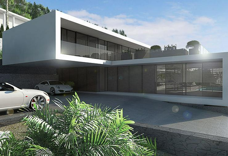 Bild 2: Luxusvilla in einer stilvollen und eleganten Ausführung - Türkei