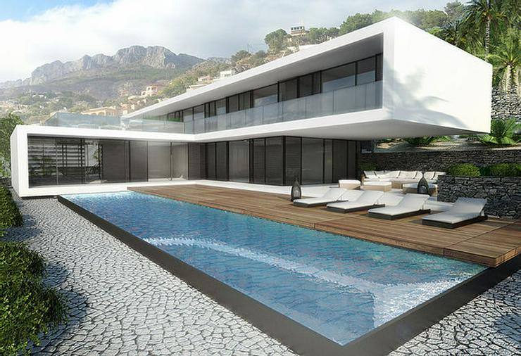 Luxusvilla in einer stilvollen und eleganten Ausführung - Türkei - Haus kaufen - Bild 1