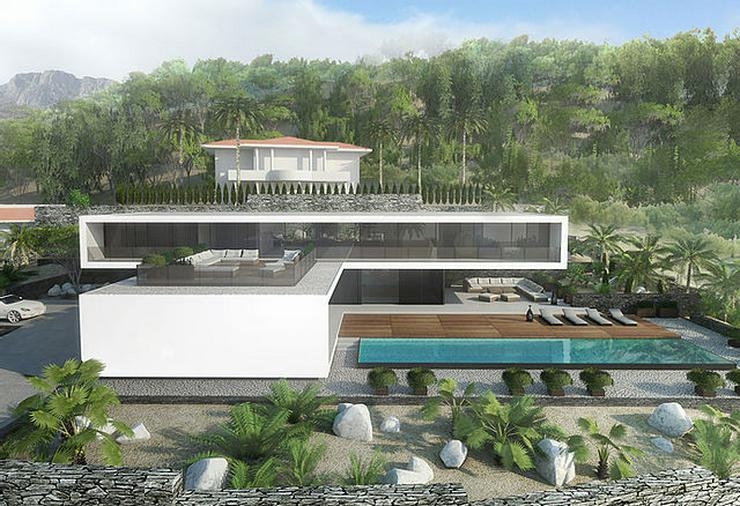Bild 3: Luxusvilla in einer stilvollen und eleganten Ausführung - Türkei