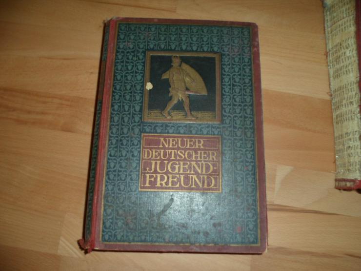 Bild 1: Vier Bände (67-70) NEUER DEUTSCHER JUGENDFREUND