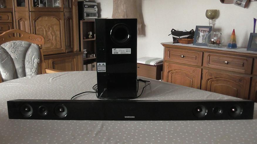 Samsung Soundbar - Stereoanlagen & Kompaktanlagen - Bild 1
