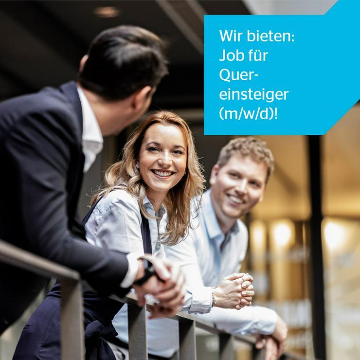 Komm zu uns als Quereinsteiger (m/w/d) - Verkauf Außendienst - Bild 1