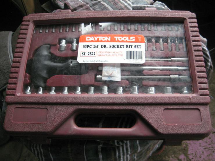 1/4 Zoll werkzeug - Werkzeuge - Bild 1