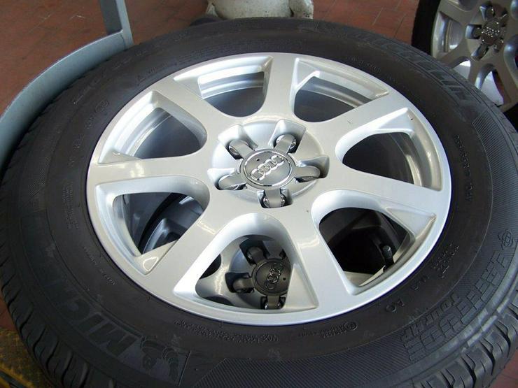 Bild 2: Orginal Audi Q5 Alukompletträdersatz (4Stück)
