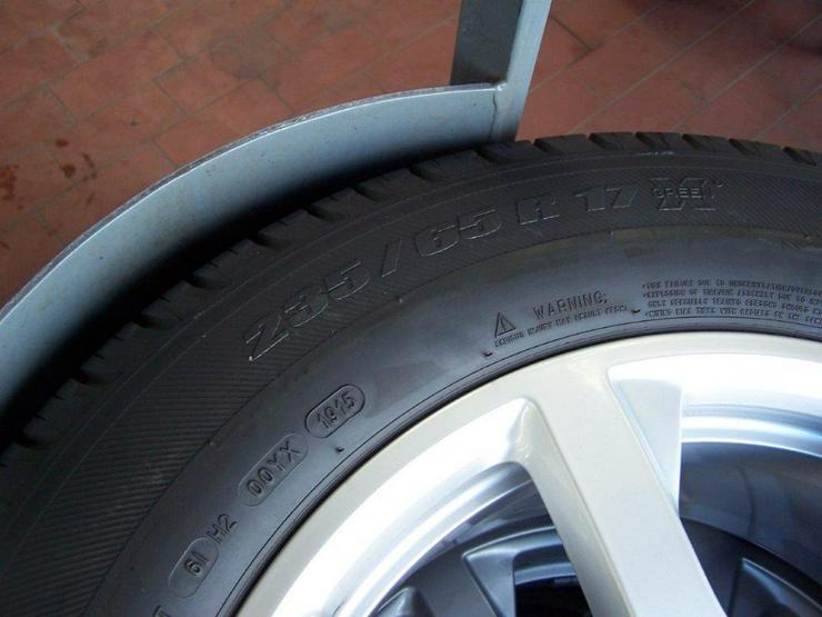 Bild 4: Orginal Audi Q5 Alukompletträdersatz (4Stück)