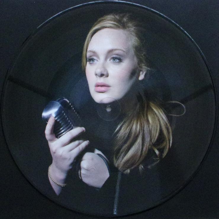 "Adele - Someone Like You - Part 1 / PICT132 - Picture Maxi 12"" - LPs & Schallplatten - Bild 1"