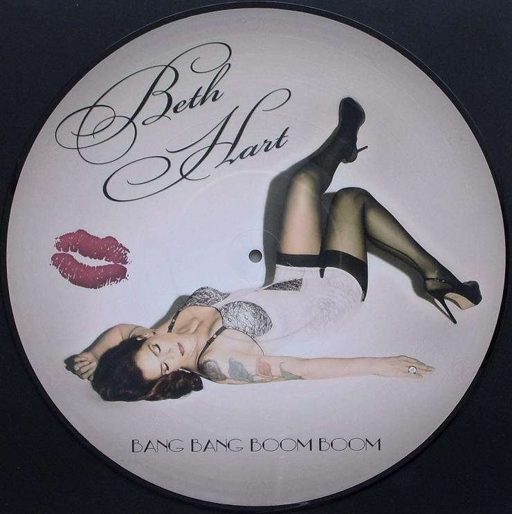 Beth Hart - Bang Bang Boom Boom / PRD 7393 6 - Picture LP