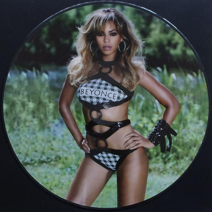 "Picture Maxi 12"" - Beyoncé - Run The World / PICT 104 - LPs & Schallplatten - Bild 1"