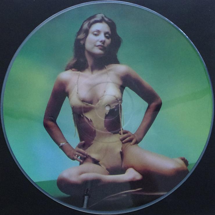 "Bild 2: Black Magic - Spellbound / VV1002 / Limited Edition - Picture Maxi 12"""