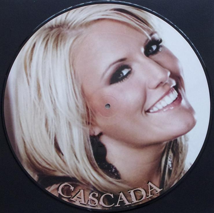 "Cascada - Pyromania / PICT42 - Picture Maxi 12"" - LPs & Schallplatten - Bild 1"