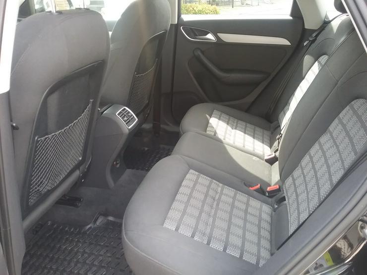 Bild 4: Audi Q3 2.0 TDI  Quattro  S- Tronic schwarz
