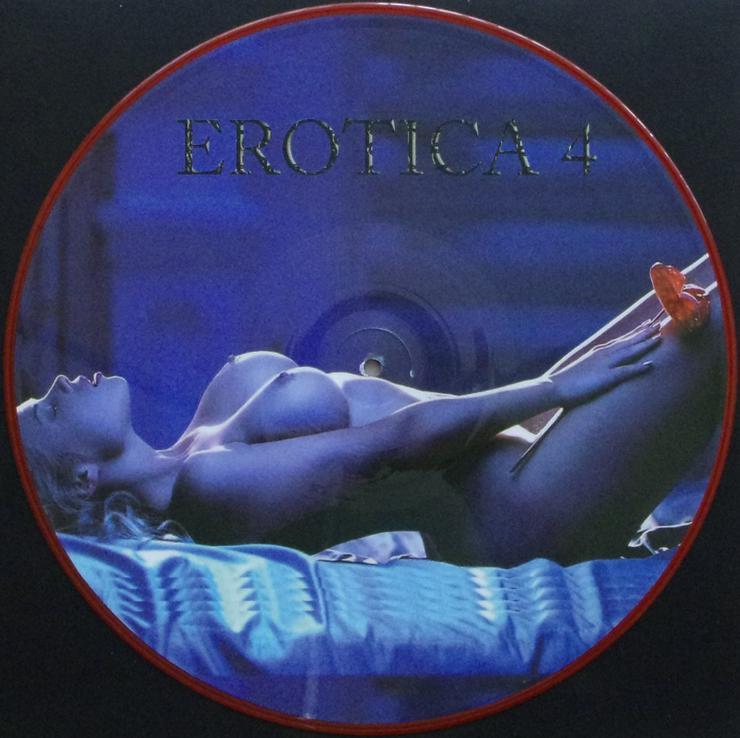 "Picture Maxi 12"" - David Guetta Featuring Novel - Missing You - EROTICA 4 - LPs & Schallplatten - Bild 1"