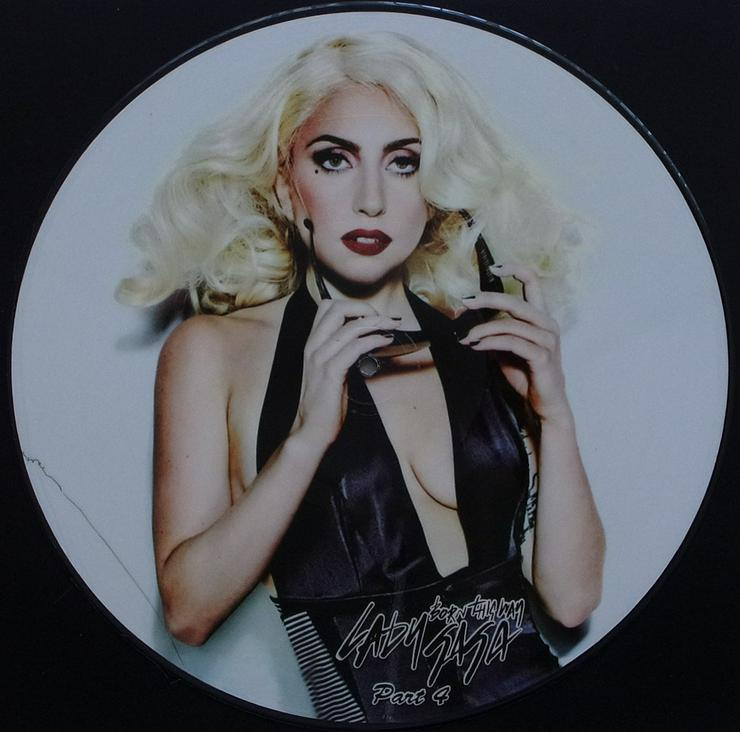 "Lady Gaga - Born This Way Part 4 / PICT 94 - Picture Maxi 12"" - LPs & Schallplatten - Bild 1"