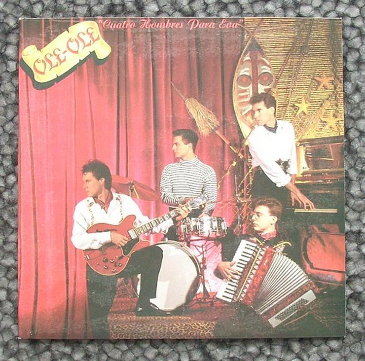 Bild 2: LP - Ole Ole - Cuatro Hombres Para Eva - 590 79 0622 1