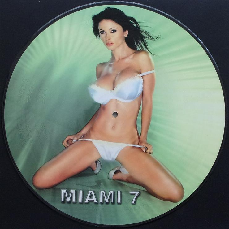 "Swedish House Mafia feat. John Martin - Save The World - MIAMI 7 - Picture Maxi 12"""