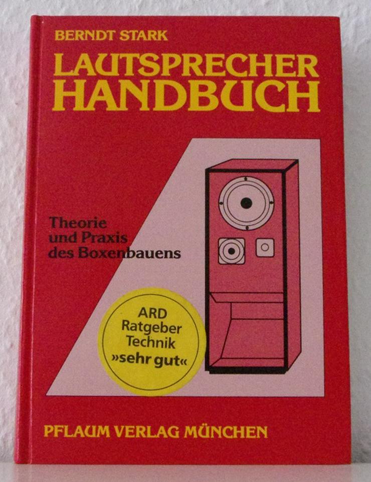 Buch Berndt Stark - Lautsprecher Handbuch - 4. Auflage - 3-7905-0535-8 - Garten, Heimwerken & Wohnen - Bild 1