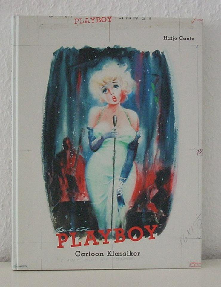 Playboy Cartoon Klassiker - Thomas Buchsteiner / Otto Letze - 3-7757-0911-8 - Buch Bildband