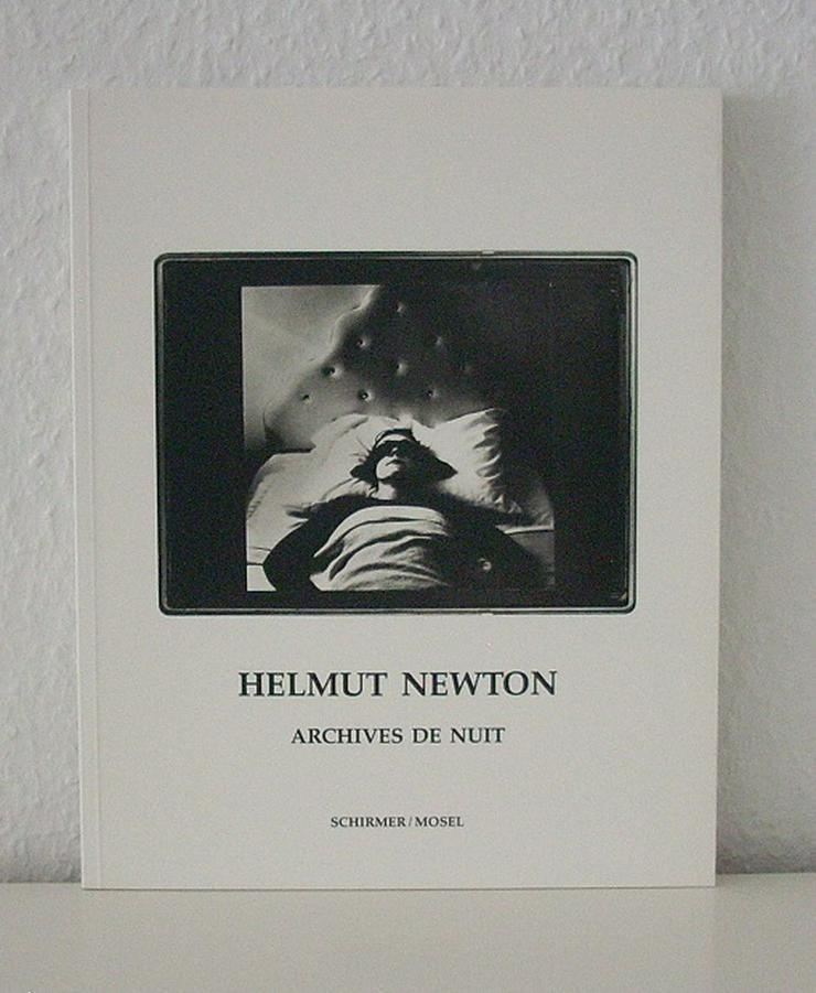 Buch Helmut Newton - Archieves de nuit - 1992 - 3-88814-686-0 - Kultur & Kunst - Bild 1