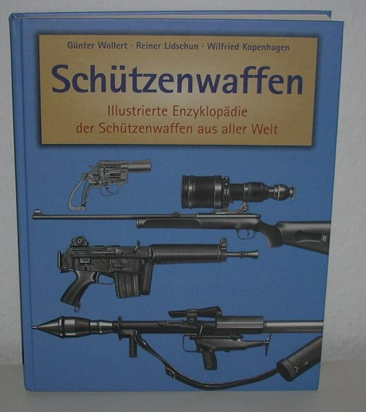 Buch G. Wollert, R. Lidschun, W. Kopenhagen - Schützenwaffen (1945-1985) Band 1+2 - 1999 - 19166 8 - Lexika & Chroniken - Bild 1