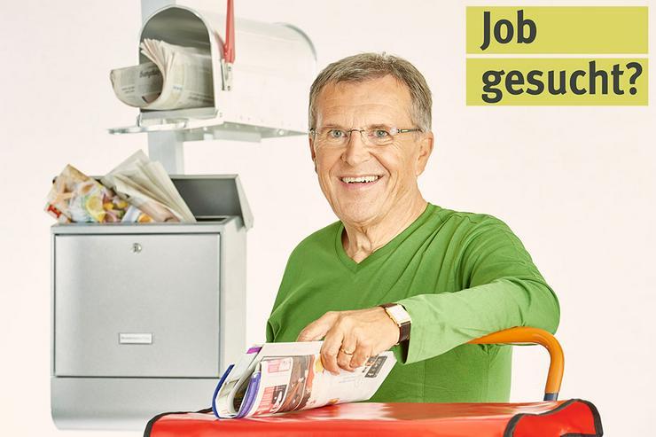 Minijob, Nebenjob, Job - Zeitung austragen in der Region Karlsbad