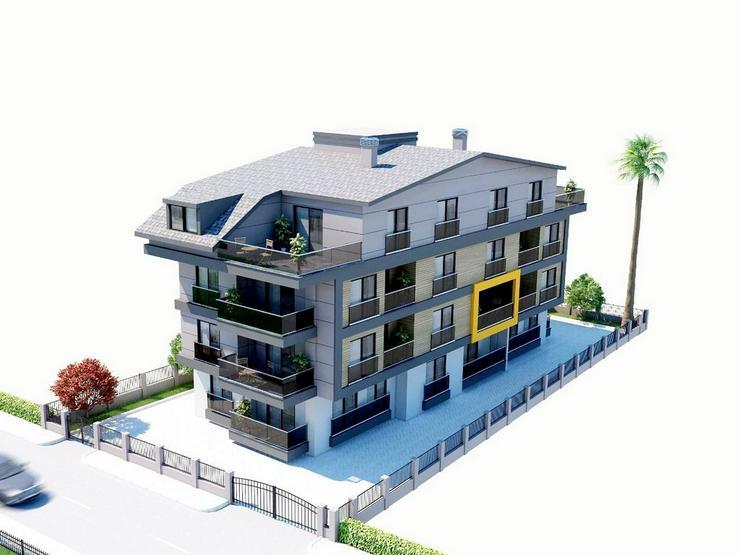 So groß und so günstig. 4 Zimmer, 158 m² in Gazipasa.462-4
