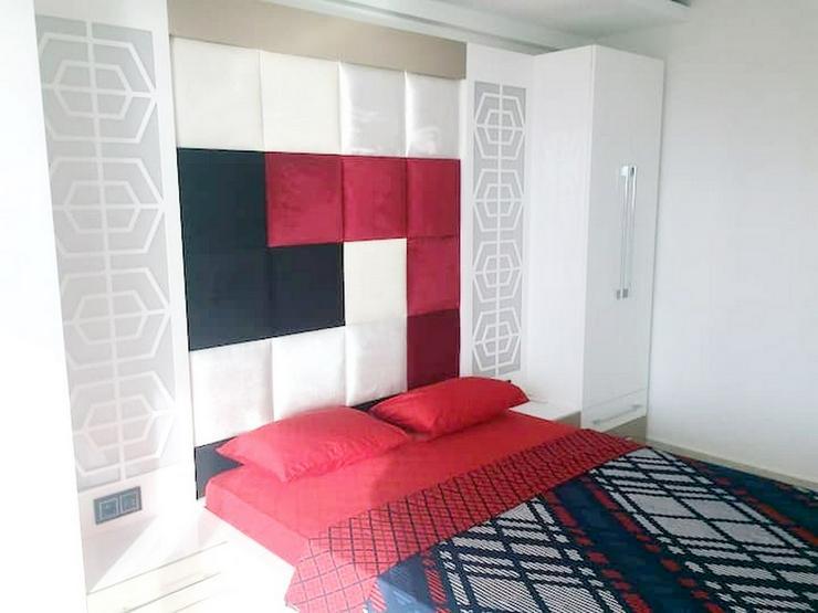 Bild 5: Türkei, Alanya. Möbl. 2 Zi. Wohnung. Luxuswo.,  Meerblick,452-3