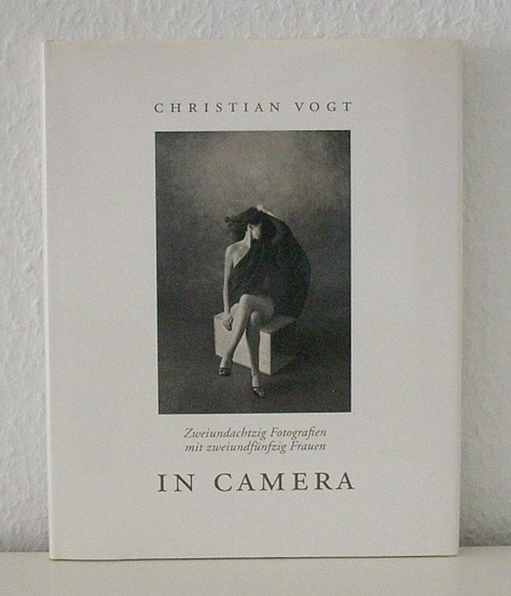 Christian Vogt - In Camera - 1996 - 3-908162-16-5 - Buch Bildband