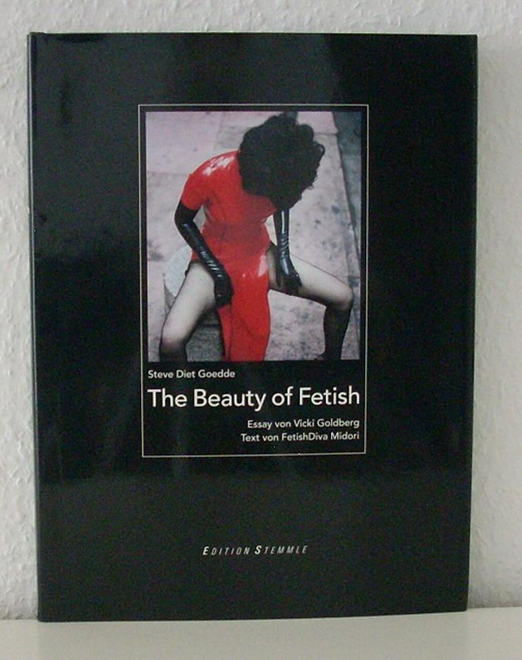 Steve Diet Goedde - The Beauty of Fetish - 1998 - 3-908161-18-5 - Buch Bildband
