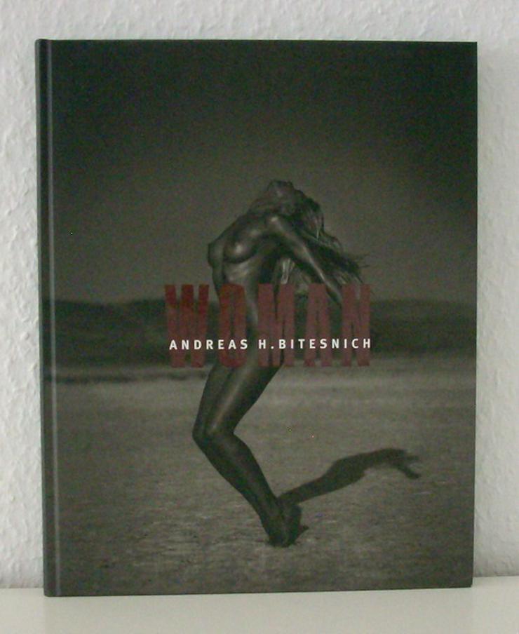 Andreas H. Bitesnich - Woman - 2001 - 3-8238-5491-7 - Buch Bildband