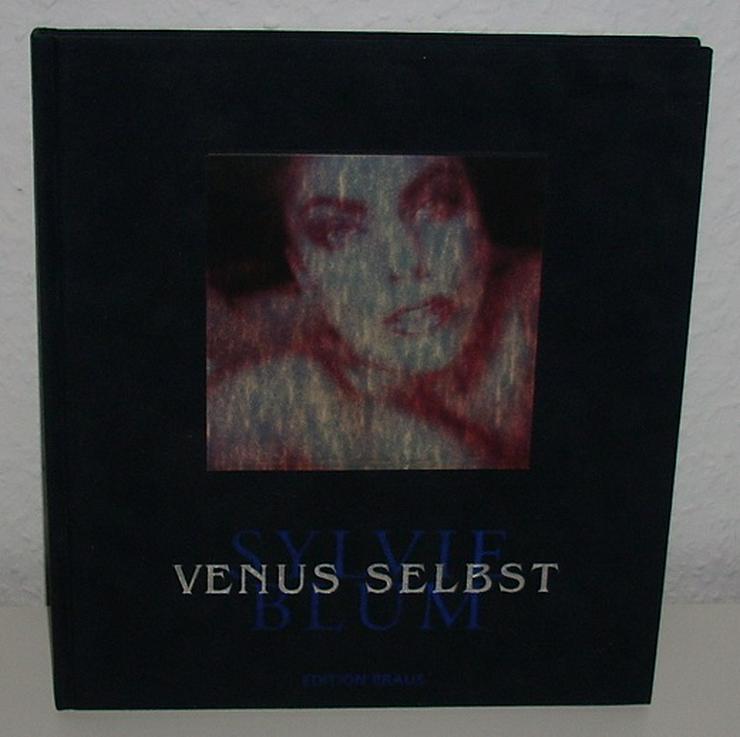 Sylvie Blum - Venus Selbst - 2000 - 3-926318-68-6 - Buch Bildband