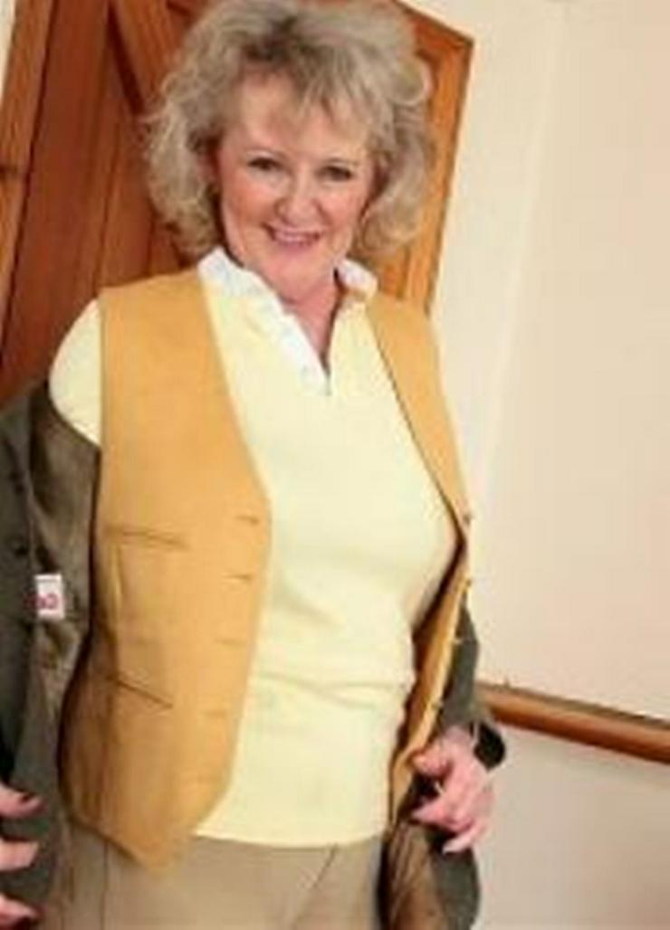 60jährige sucht lebensfrohen Partner