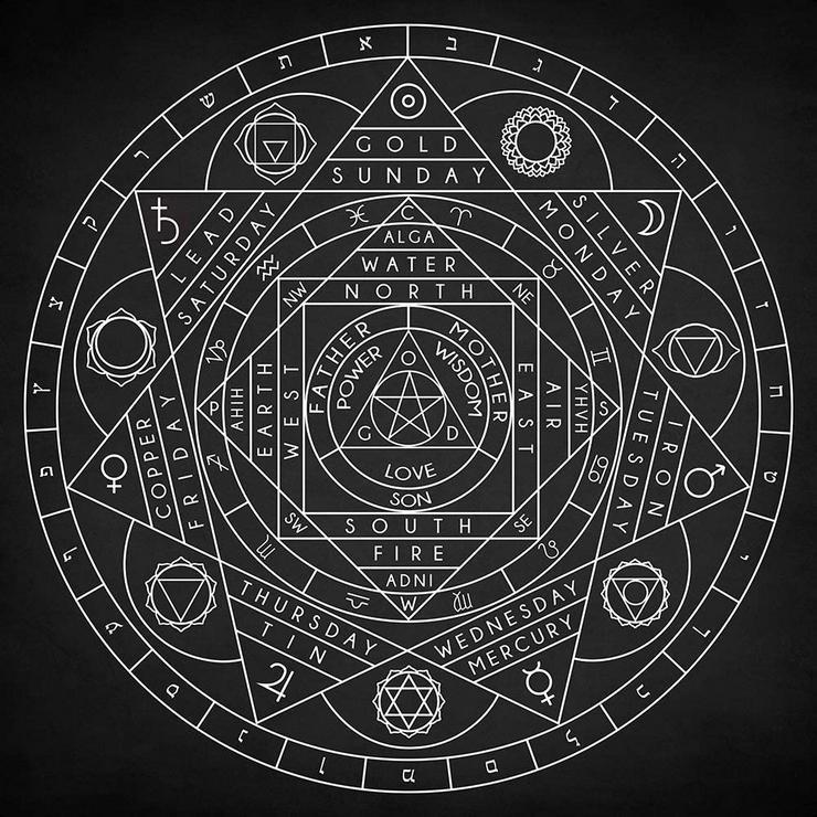 Hermetiker und Mystiker sucht seine Seelenverwandte.