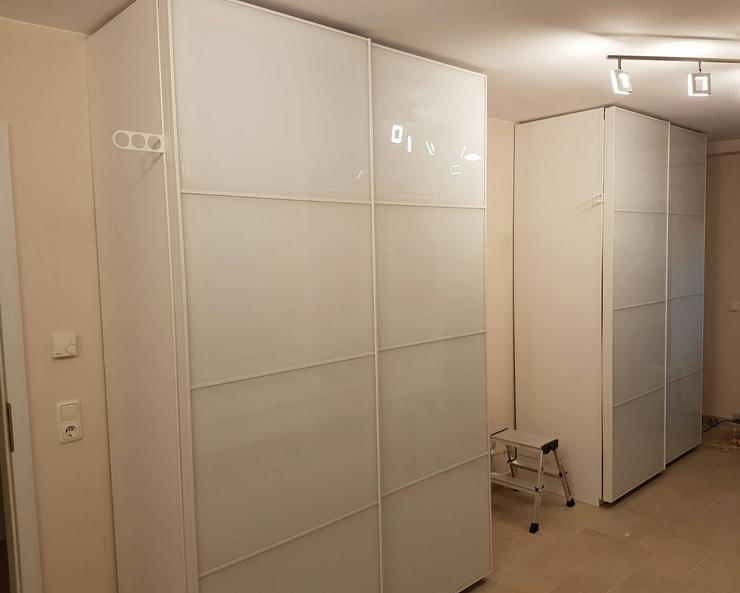 Möbelmontage Möbelaufbau IKEA Pax Kleiderschrank Schrankmontage Task Rabbit Essen