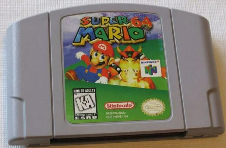 Off Road Super Mariod 64 Bust A Move 3 für Nintendo 64