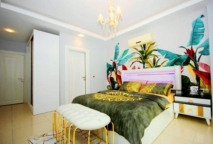 Bild 4: Türkei, Alanya. Möbl.3 Z. Wohnung in einer Luxus Residenz. 483