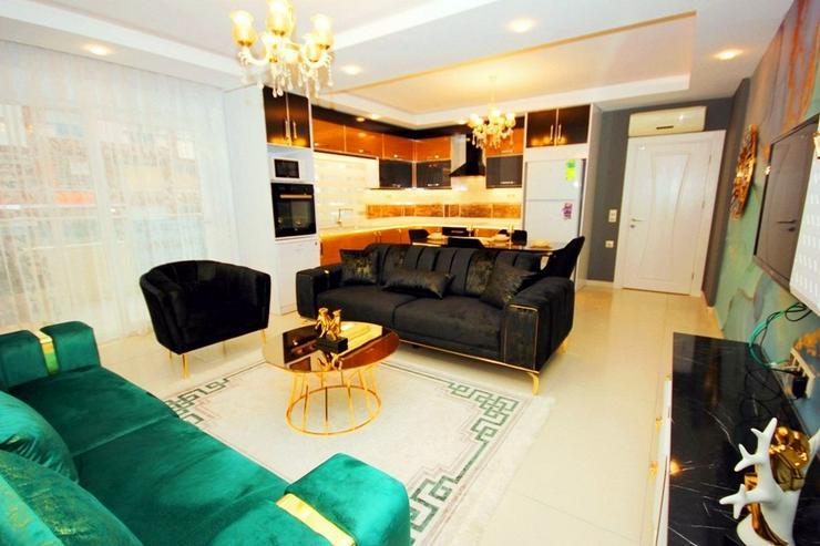 Bild 3: Türkei, Alanya. Möbl.3 Z. Wohnung in einer Luxus Residenz. 483