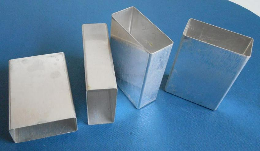 Bild 2: Alu-Becher  Alu-Filterbecher
