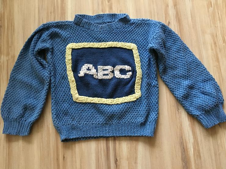 ABC-Jungen Pullover