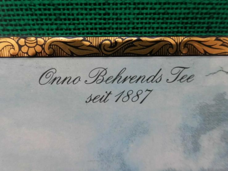 Bild 2: alte Teekiste von Onno Behrends