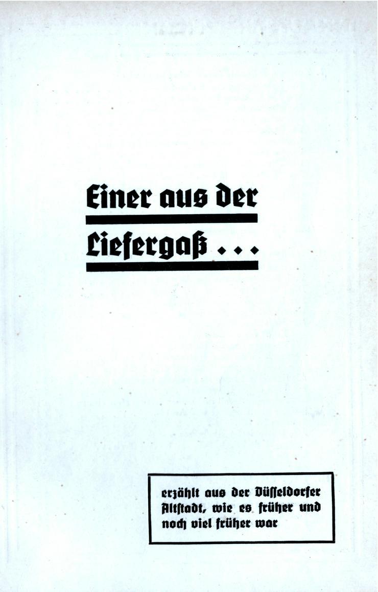 Bild 5: ACHTUNG Düsseldorfer Heimatfreunde und -Forscher