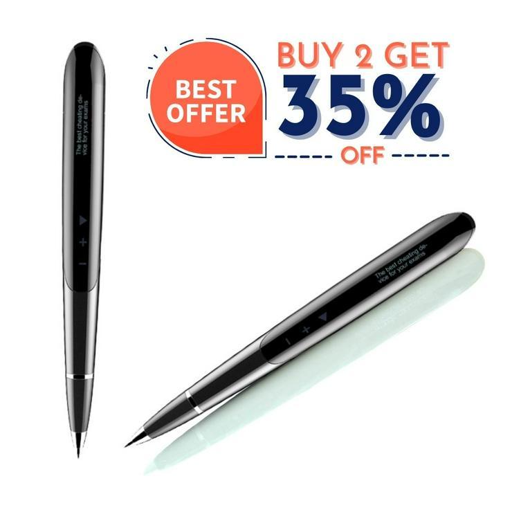 Stift Spickzettel
