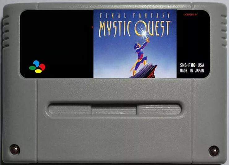 Bild 2: Final Fantasy Mystic Quest+ 1 2 3 4 5 6 Teile fur Super Nintendo Konsole