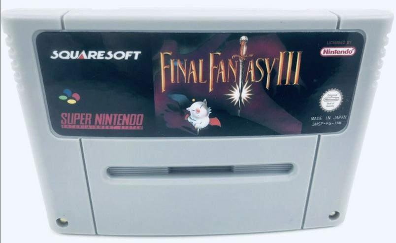 Bild 6: Final Fantasy Mystic Quest+ 1 2 3 4 5 6 Teile fur Super Nintendo Konsole