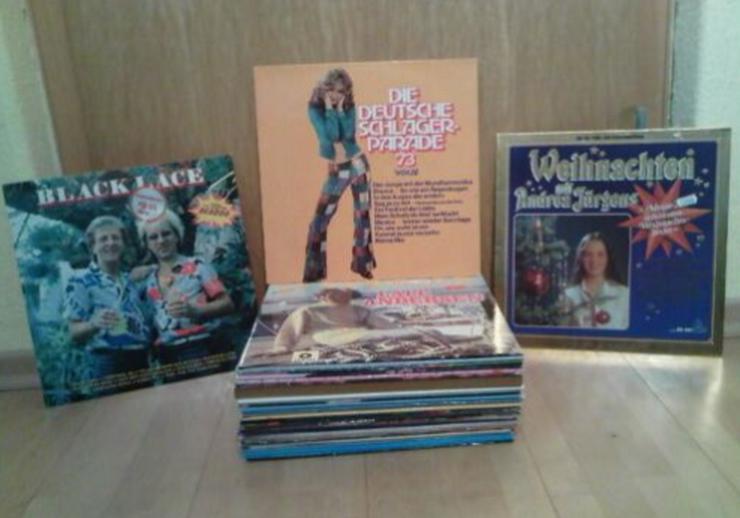 32 LP / Schallplatten - Sammlung Set Konvolut  (gemischt)  32 teilig