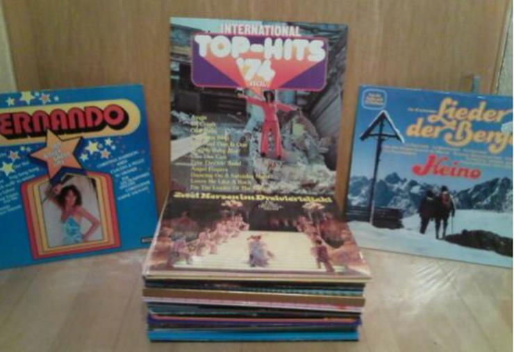 Bild 3: 32 LP / Schallplatten - Sammlung Set Konvolut  (gemischt)  32 teilig