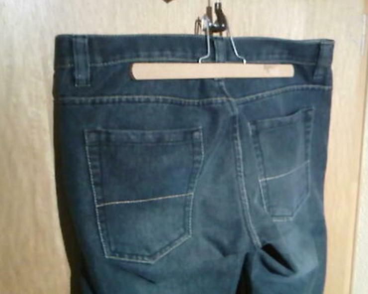 "Bild 5: Jeans "" INFINITY "" ( W 34 / L 32 ) in blau, dunkelblau, wie NEU"