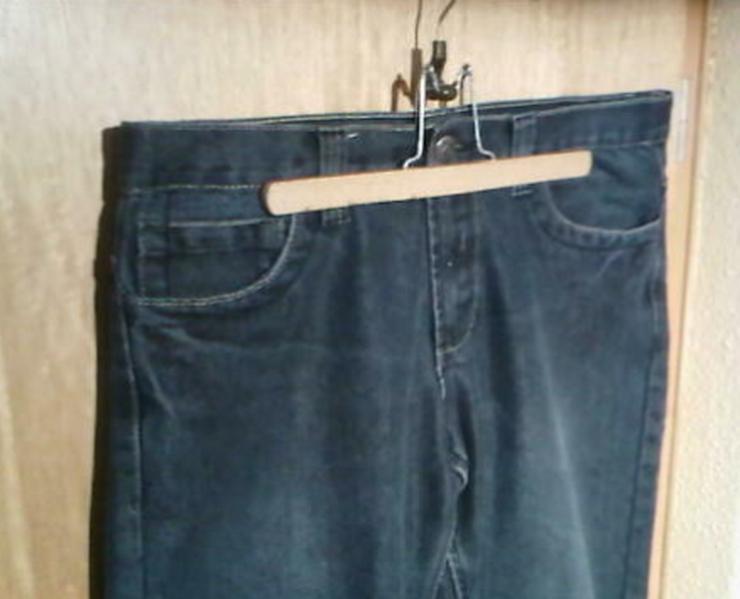 "Bild 2: Jeans "" INFINITY "" ( W 34 / L 32 ) in blau, dunkelblau, wie NEU"